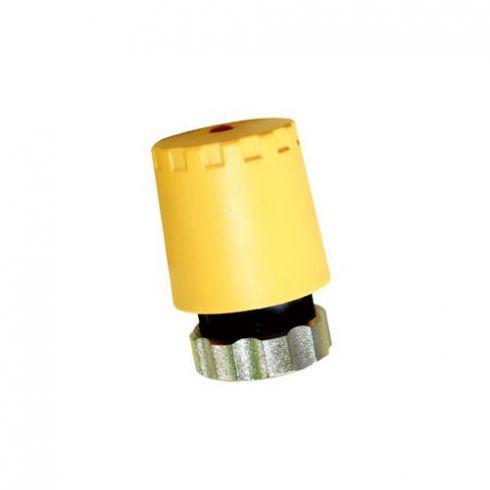 d10电热执行器的工作原理:       电热执行器由温控器,阀门
