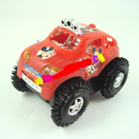 小汽车 新奇特/WJ031翻跟头电动玩具小汽车 新奇特热销产品...
