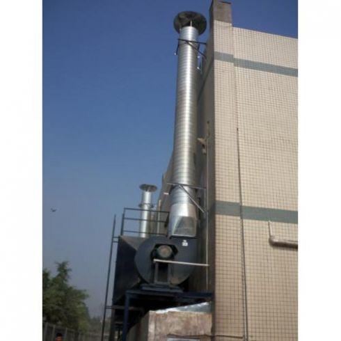 活性炭吸附塔_旋风工业废气处理设备-3158招商加盟网