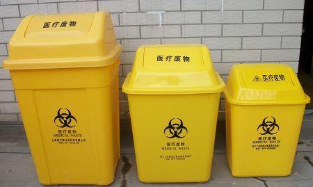 脚踩垃圾桶-浦熠环保包装