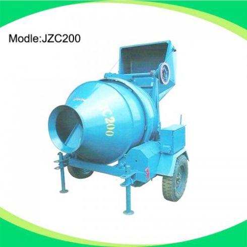 混凝土搅拌机水泵继电器接线图