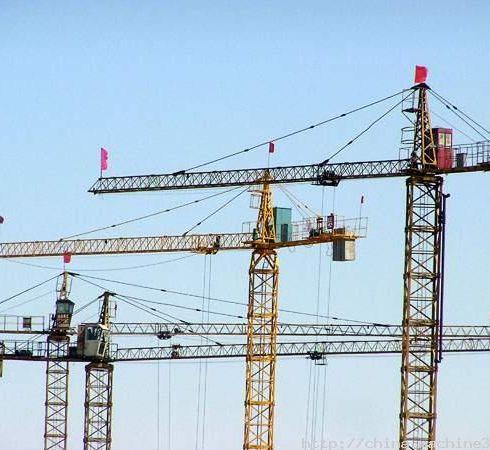 上海吴淞塔吊的电路图