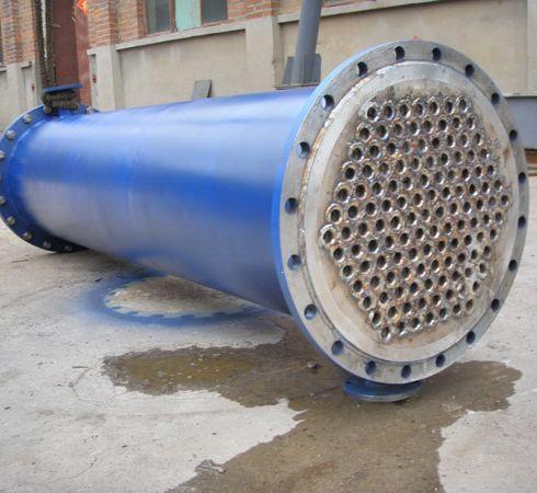 不锈钢列管冷凝器 不锈钢列管换热器