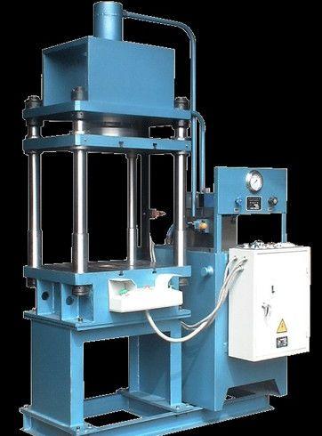 100吨四柱液压机-立顺液压机械
