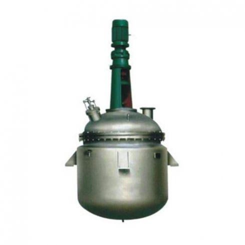 蒸汽加热反应釜 峰艾进出口蒸发器