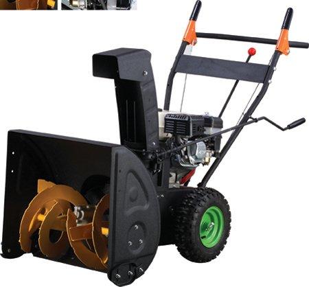 扫雪机 七彩机械图片