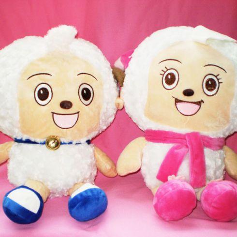 可爱甜玩具招商加盟  可爱甜 喜洋洋玩具加盟条件:   1,有真诚而长远