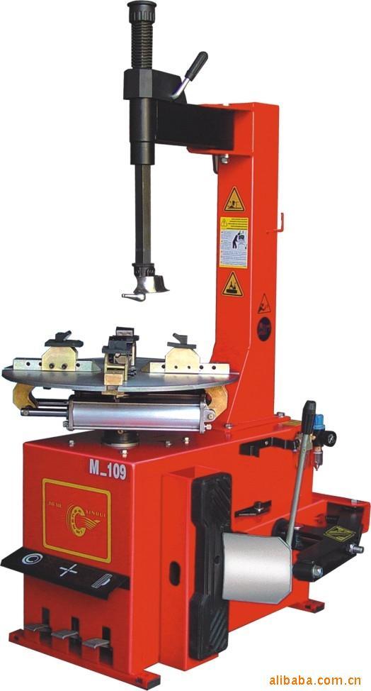 摩托车专用扒胎机m-109_宜曼斯汽车保养设备-3158招商