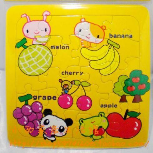 供应儿童益智拼图
