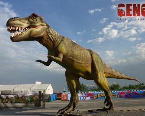 仿真恐龙 机械恐龙 恐龙模型