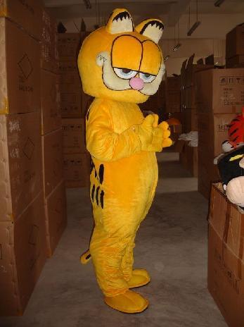 加菲猫卡通人偶服装