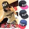 欧美 boy/BOY LONDON 街头嘻哈帽子欧美潮范BOY Snapback Cap平沿...