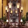 鹏润欧式古典艺术皇室奢华客厅卧室餐厅吊灯饰