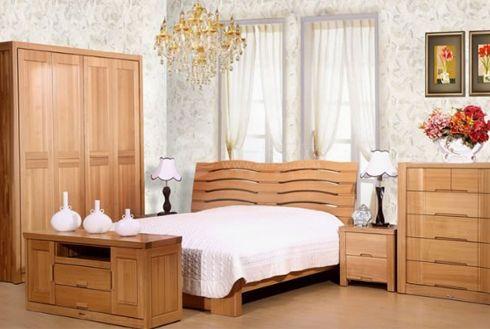 森元高档时尚实木家具
