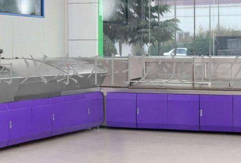 大型馒头生产线-兴泰食品机械图片