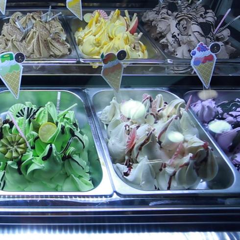 塔卡米冰淇淋