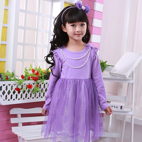 金童木童装连衣裙