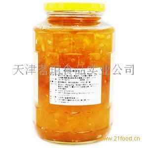 津茗琯韩国kj国际蜂蜜柚子茶
