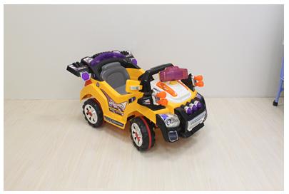 咪多奇童车—儿童车