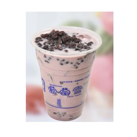 蓝莓雪派之果粒奶优