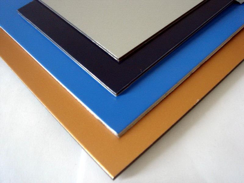 柏莱铝塑复合板