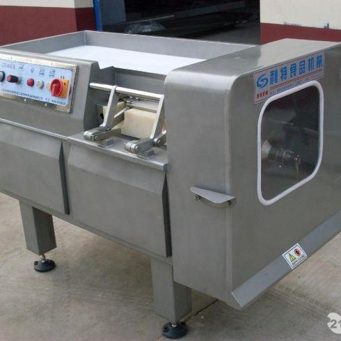 切丁机是参照国际先进机械进行设计制造