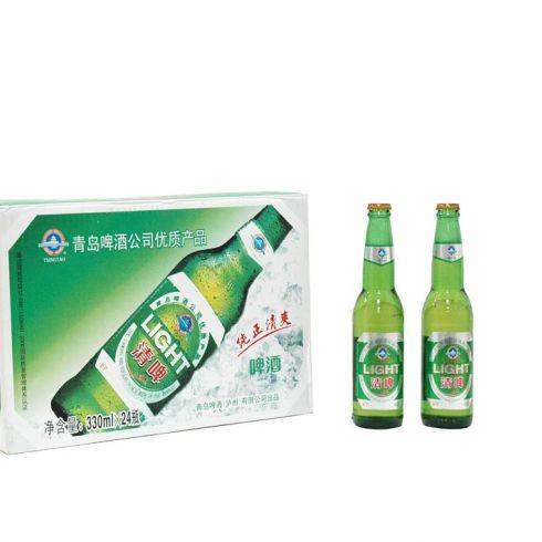 青岛啤酒清啤招商加盟