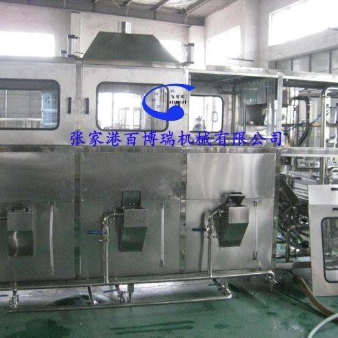 百博瑞3-5加仑大桶纯净水灌装机桶装生产线