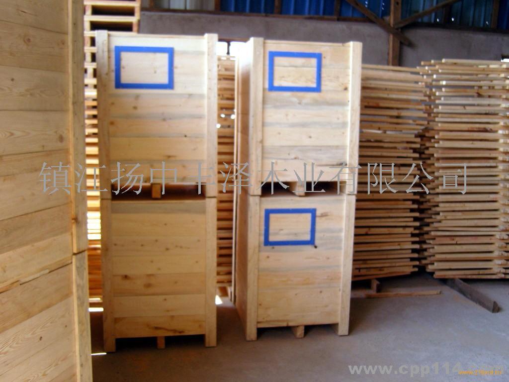 扬中丰泽木业免熏蒸木托盘木箱