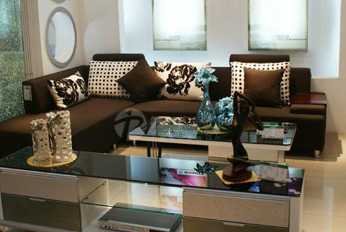 欧式沙发套的样式图片