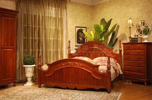 沙龙迪克新中式实木家具