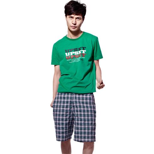 捷路休闲运动服装男款-简约休闲运动风格
