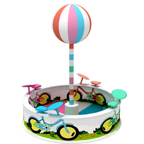 星期六儿童乐园-自踩车