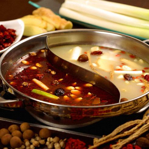 鱻煮艺鸳鸯锅