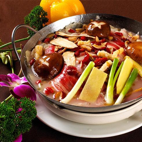 鱻煮艺香菇锅