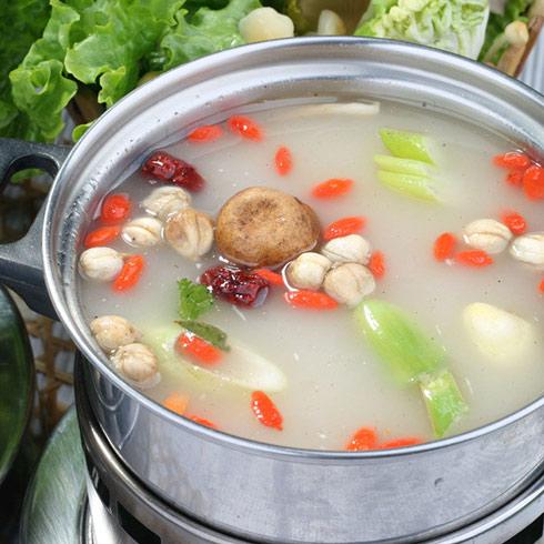 鱻煮艺枸杞养生锅