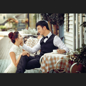 婚纱摄影加盟行业抢占先机