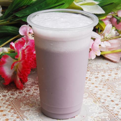 Vme薇蜜中国奶茶-香芋奶茶