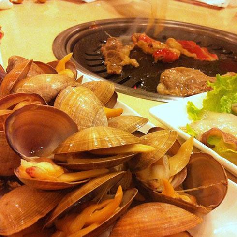 王婆海鲜烧烤