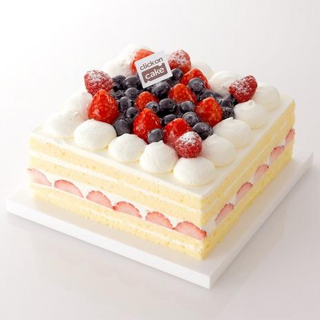 甜咪公主草莓蛋糕