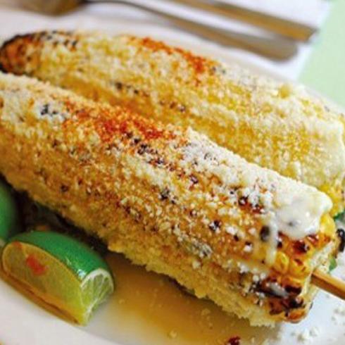 玉米大帝烤玉米