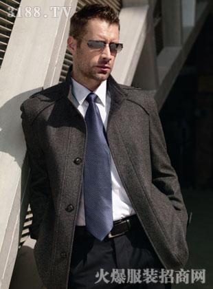 塔兰托经典时尚男装