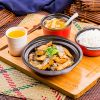 阿宏砂锅饭快餐-砂锅闷鲅鱼
