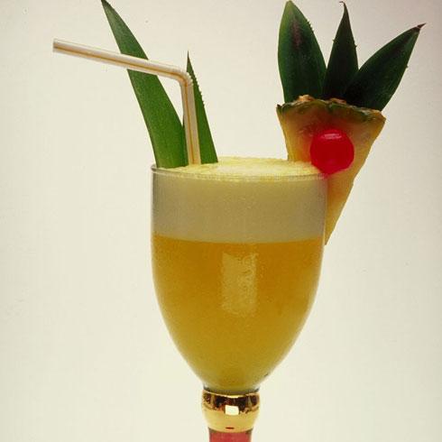 多乐杯时尚饮品-菠萝饮品