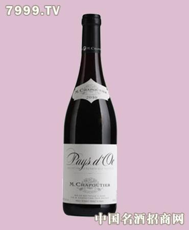 法国夏伯帝奥克干红葡萄酒