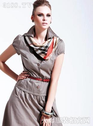 罗娜尔朵品牌女装