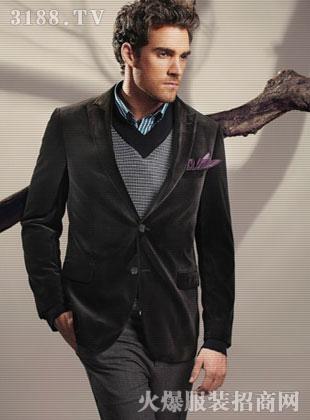 卡拉利高贵时尚男装