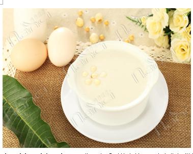 南茜甜品-杏仁蛋白