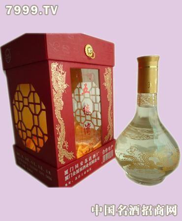 台湾高粱酒十年陈酿52度图片