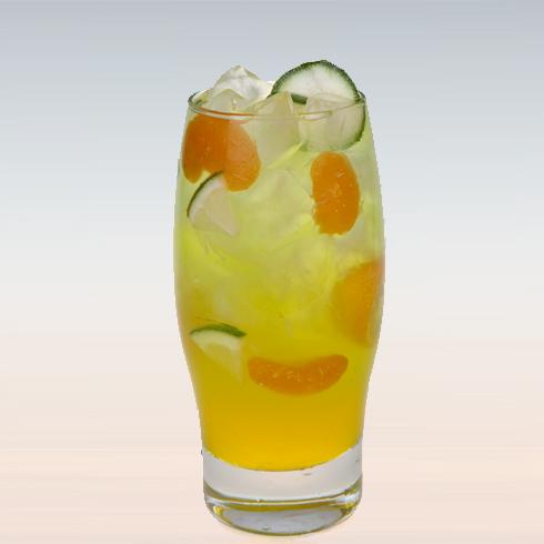 致爱丽丝手作茶坊-金桔晶冻柠檬
